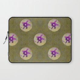 Columbine flower Laptop Sleeve
