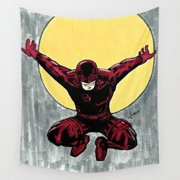 Matt Murdock. The man without fear Wall Tapestry
