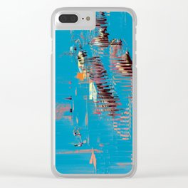 Take The Stairs Clear iPhone Case