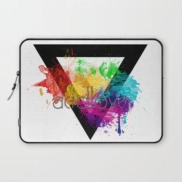 ACID LOVE Laptop Sleeve