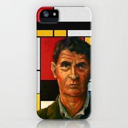 Ludwig Wittgenstein iPhone Case