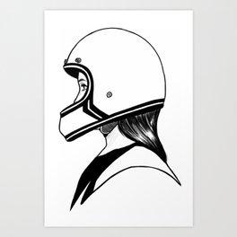 Ducatista748 Art Print