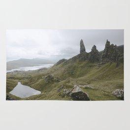 The Old Man of Storr - Landscape Photography Rug