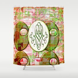 Alice (#TheAccessoriesSeries) Shower Curtain