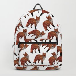 Red Fox Backpack