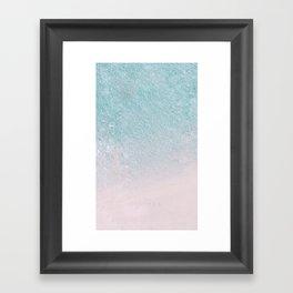 Privasea Please Framed Art Print