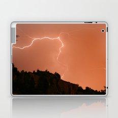 Pink Flash Laptop & iPad Skin