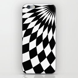 Wonderland Floor #1 iPhone Skin