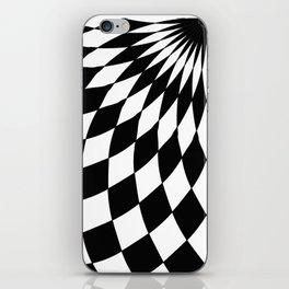 Wonderland Floor #1 iPhone Skin