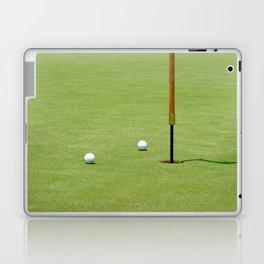 Golf Pin Laptop & iPad Skin