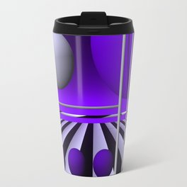 go violet -03- Travel Mug