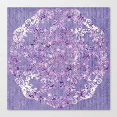 A Taste of Lilac Wine Canvas Print