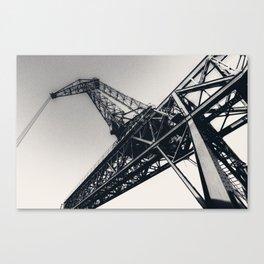 Crane II Canvas Print