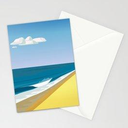 Rothko at the Beach Stationery Cards