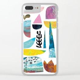 Leka Clear iPhone Case