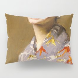 Girl In A Japanese Costume - Digital Remastered Edition Pillow Sham