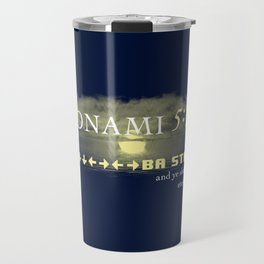 The Old School Testament Travel Mug