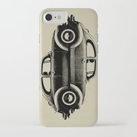 ying yang iPhone & iPod Cases featuring VW Ying and Yang by Vin Zzep