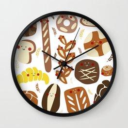 You've got great buns Wall Clock