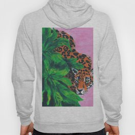 Jungle cat Hoody