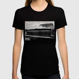 Shiny Car in the Night T-shirt