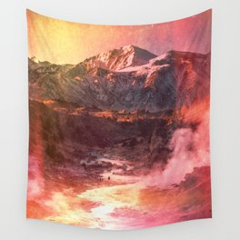 Path Of Endless Dreams Wall Tapestry