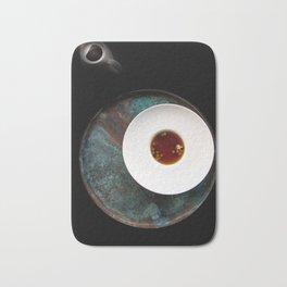 The Art of Food Gold Leaf Soup Bath Mat