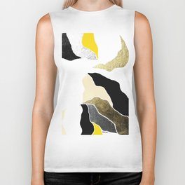 golden earth Biker Tank