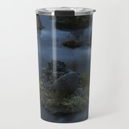 Ice and stones Travel Mug