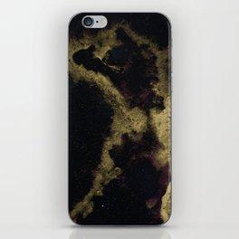 Laughing Lion Nebula iPhone Skin