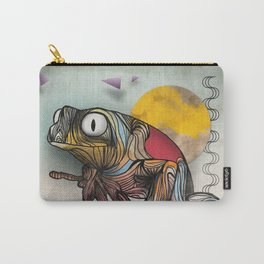 Sex frogs and rock'n'roll Carry-All Pouch