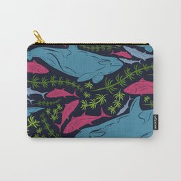 Underwater Pattern #5 Carry-All Pouch