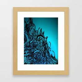 ALCON Framed Art Print