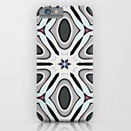 kalidescope Background iPhone Case