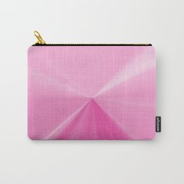 Pink Bubble Gum Pinch Point Carry-All Pouch