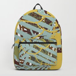 Paradise texture Backpack