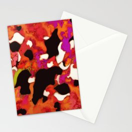 Incinerator Stationery Cards