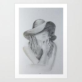 Vogue Vanity Art Print