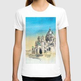 Basilica Sacre Coeur Montmartre Paris T-shirt