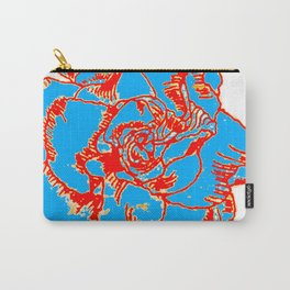 POPART Gardenia - Primaries Carry-All Pouch