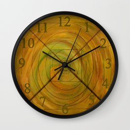 Right On Target, A Little Off Course Wall Clock