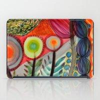 les mis iPad Cases featuring les vivaces by sylvie demers