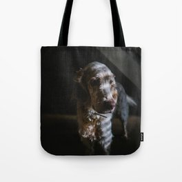 Dog by Phil Hearing Tote Bag