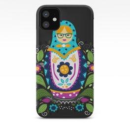 Modern Matryoshka iPhone Case