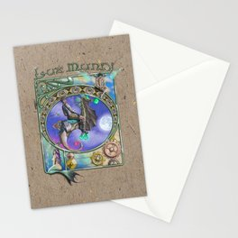 Lux Mundi Stationery Cards