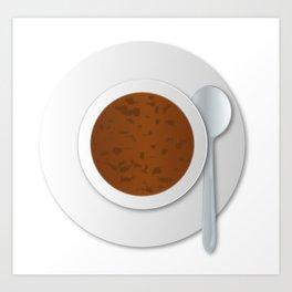 Oxtail Soup Art Print