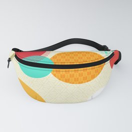 Japanese Patterns 06 Fanny Pack