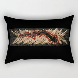 Economic Crash Rectangular Pillow
