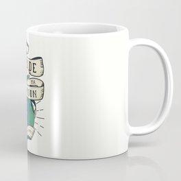 The World is my Home Coffee Mug