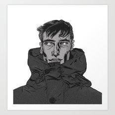 Shields Art Print